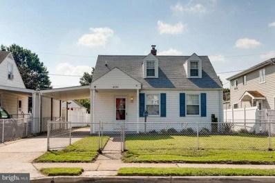 8135 Bullneck Road, Baltimore, MD 21222 - #: 1006073366