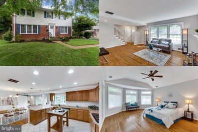 8606 Cottage Street, Vienna, VA 22180 - MLS#: 1006073408
