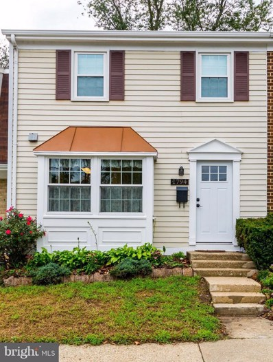 1794 Sharwood Place, Crofton, MD 21114 - MLS#: 1006119752