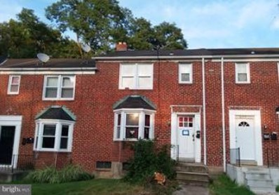 6159 Parkway Drive, Baltimore, MD 21212 - #: 1006125800