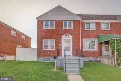 1934 Church Road, Baltimore, MD 21222 - MLS#: 1006132034