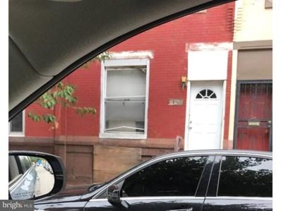 1633 Edgley Street, Philadelphia, PA 19121 - #: 1006138860