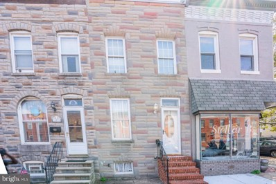 527 Fort Avenue E, Baltimore, MD 21230 - MLS#: 1006138966