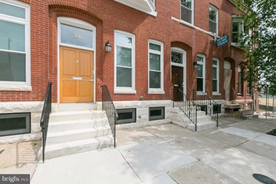 306 20TH Street E, Baltimore, MD 21218 - MLS#: 1006143474