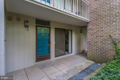 1528 Moorings Drive UNIT 1B, Reston, VA 20190 - #: 1006143524