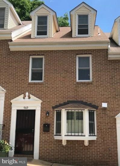 969 Buchanan Street S, Arlington, VA 22204 - #: 1006146336