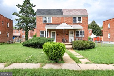 3710 Bartwood Road, Baltimore, MD 21215 - #: 1006151372