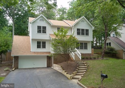 14608 Pebble Hill Lane, North Potomac, MD 20878 - #: 1006153564