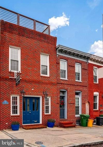 137 Fort Avenue E, Baltimore, MD 21230 - #: 1006153616