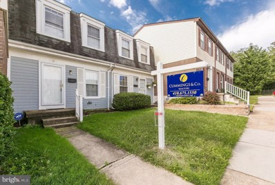 45 Lerner Court UNIT 35, Baltimore, MD 21236 - MLS#: 1006154418