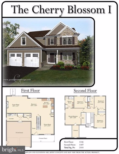 539 Madison Way UNIT LOT 26, Manheim, PA 17545 - MLS#: 1006155936