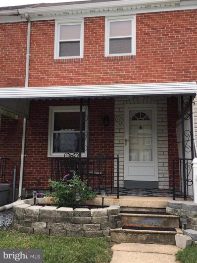 2164 Firethorn Road, Baltimore, MD 21220 - #: 1006164372