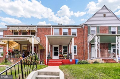 608 Braeside Road, Baltimore, MD 21229 - MLS#: 1006206816
