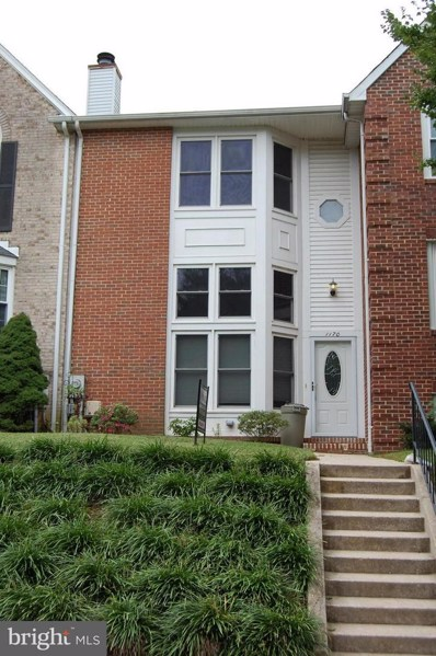1170 Mosswood Court, Arnold, MD 21012 - MLS#: 1006211260