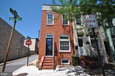 2230 Bank Street, Baltimore, MD 21231 - #: 1006213390