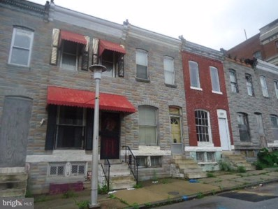 1810 Regester Street, Baltimore, MD 21213 - #: 1006220634