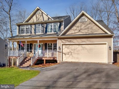 105 Hilltop Court, Cross Junction, VA 22625 - #: 1006223716