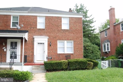 3602 Ailsa Avenue, Baltimore, MD 21214 - #: 1006251234
