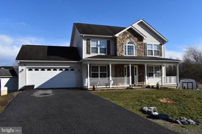 499 Dinali Drive, Martinsburg, WV 25403 - MLS#: 1006251282