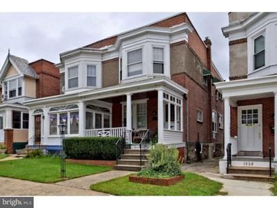 1334 Pine Street, Norristown, PA 19401 - MLS#: 1006253294