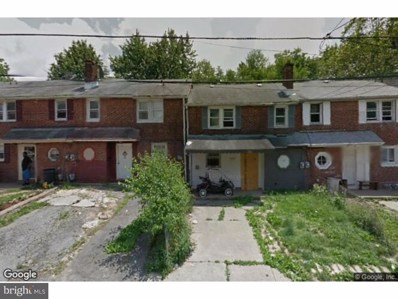 2723 Lehman Street, Chester, PA 19013 - #: 1006257506