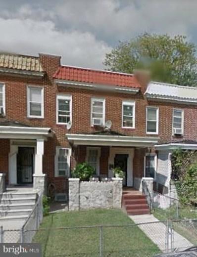 2528 Quantico Avenue, Baltimore, MD 21215 - MLS#: 1006273892