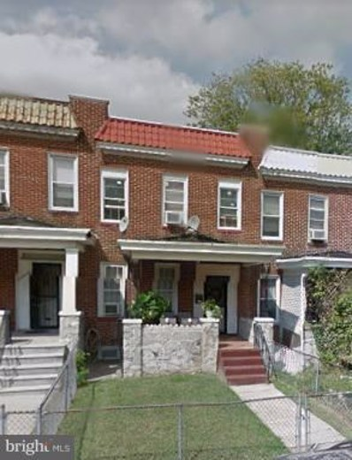 2528 Quantico Avenue, Baltimore, MD 21215 - #: 1006273892
