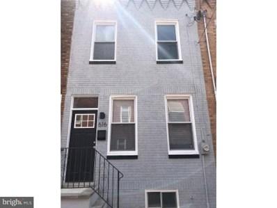 616 Gerritt Street, Philadelphia, PA 19147 - MLS#: 1006518374
