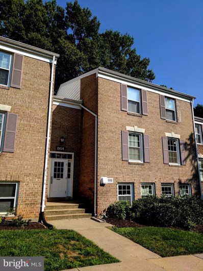 864 Quince Orchard Boulevard UNIT 102, Gaithersburg, MD 20878 - MLS#: 1006587812