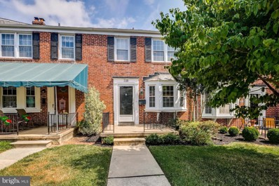 338 Old Trail, Baltimore, MD 21212 - MLS#: 1006617430