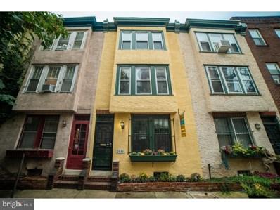 2044 Latimer Street, Philadelphia, PA 19103 - #: 1006652572