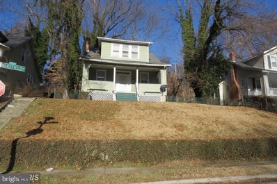 4412 Wakefield Road, Baltimore, MD 21216 - #: 1006657486