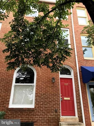 833 Light Street, Baltimore, MD 21230 - MLS#: 1006660920