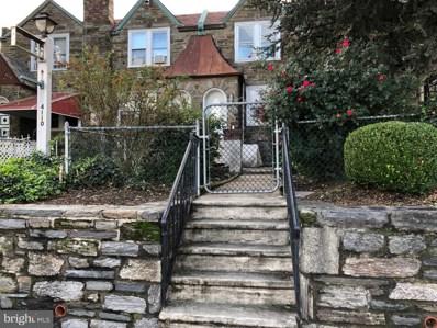 4108 Cottman Avenue, Philadelphia, PA 19135 - #: 1006685480
