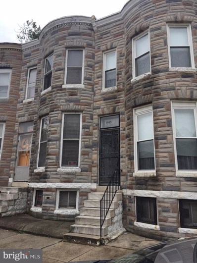 1905 Penrose Avenue, Baltimore, MD 21223 - MLS#: 1006717770