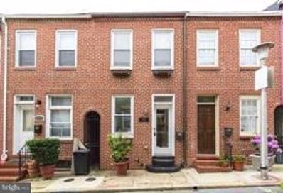 226 Madeira Street S, Baltimore, MD 21231 - #: 1006768780