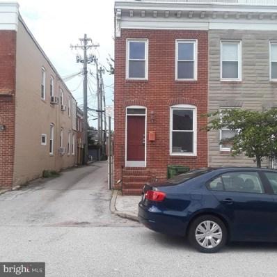 512 Milton Avenue, Baltimore, MD 21224 - MLS#: 1007034458