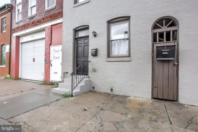 421 Bond Street S, Baltimore, MD 21231 - MLS#: 1007058042
