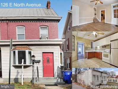 126 North Avenue, Hagerstown, MD 21740 - #: 1007072530