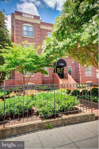 1730 16TH Street NW UNIT 8, Washington, DC 20009 - MLS#: 1007079478