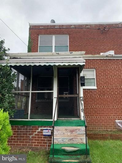 419 Kennedy Street NE, Washington, DC 20011 - #: 1007091504