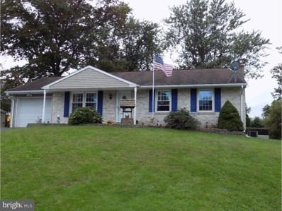 318 Bow Lane, Gilbertsville, PA 19525 - #: 1007121794