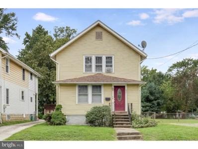 437 E Barber Avenue, Woodbury, NJ 08096 - MLS#: 1007144056