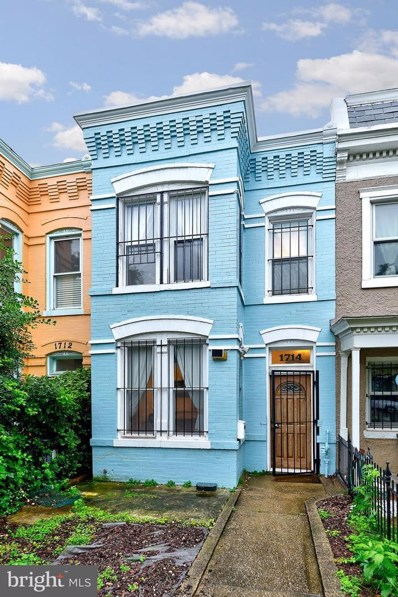 1714 New Jersey Avenue NW, Washington, DC 20001 - MLS#: 1007150768