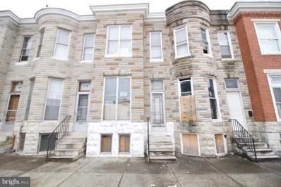 1641 Wilkens Avenue, Baltimore, MD 21223 - MLS#: 1007155580