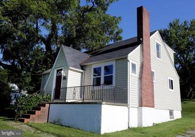5400 Hamilton Avenue, Baltimore, MD 21206 - #: 1007159950