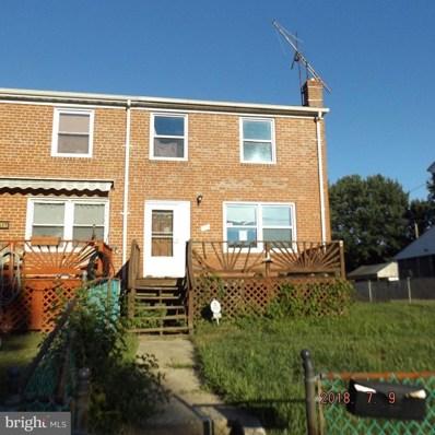 1635 Riverwood Road, Baltimore, MD 21221 - #: 1007171598