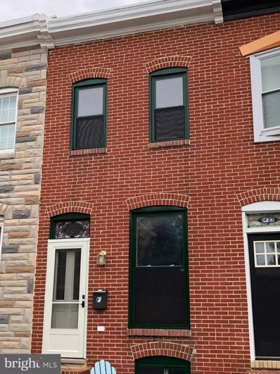 1421 Lowman Street, Baltimore, MD 21230 - MLS#: 1007176212