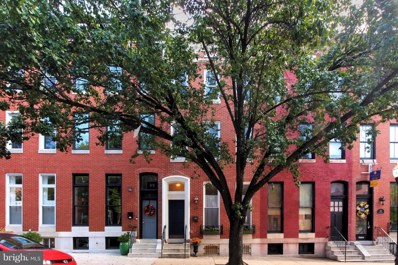 15 N Chester Street, Baltimore, MD 21231 - MLS#: 1007178002