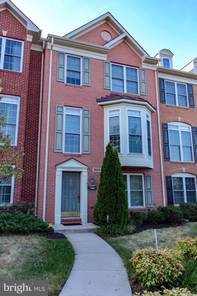 2626 Foremast Alley, Annapolis, MD 21401 - MLS#: 1007253620